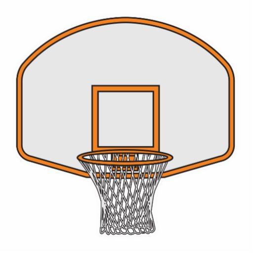 Net clipart basket ball. Free basketball hoop cliparts