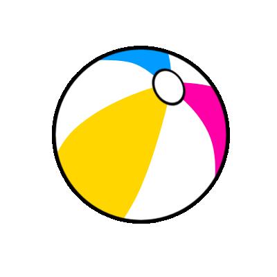 Ball clipart beach ball. Free clip art panda
