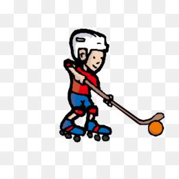 Ball clipart floorball. Field hockey stick clip
