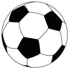 How to draw a. Ball clipart footy