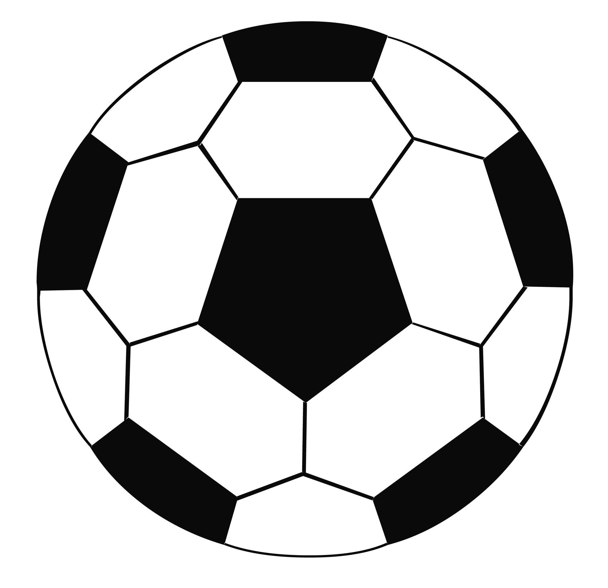 Free images of soccer. Ball clipart footy