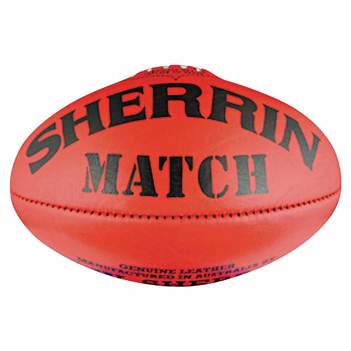 Sherrin match australian rules. Ball clipart footy