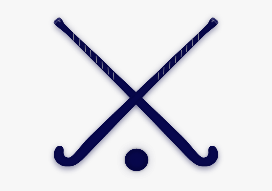 Download navy crossed field. Hockey clipart feild hockey