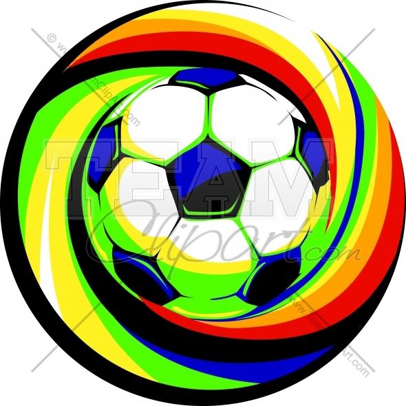 Soccer image easy to. Ball clipart logo