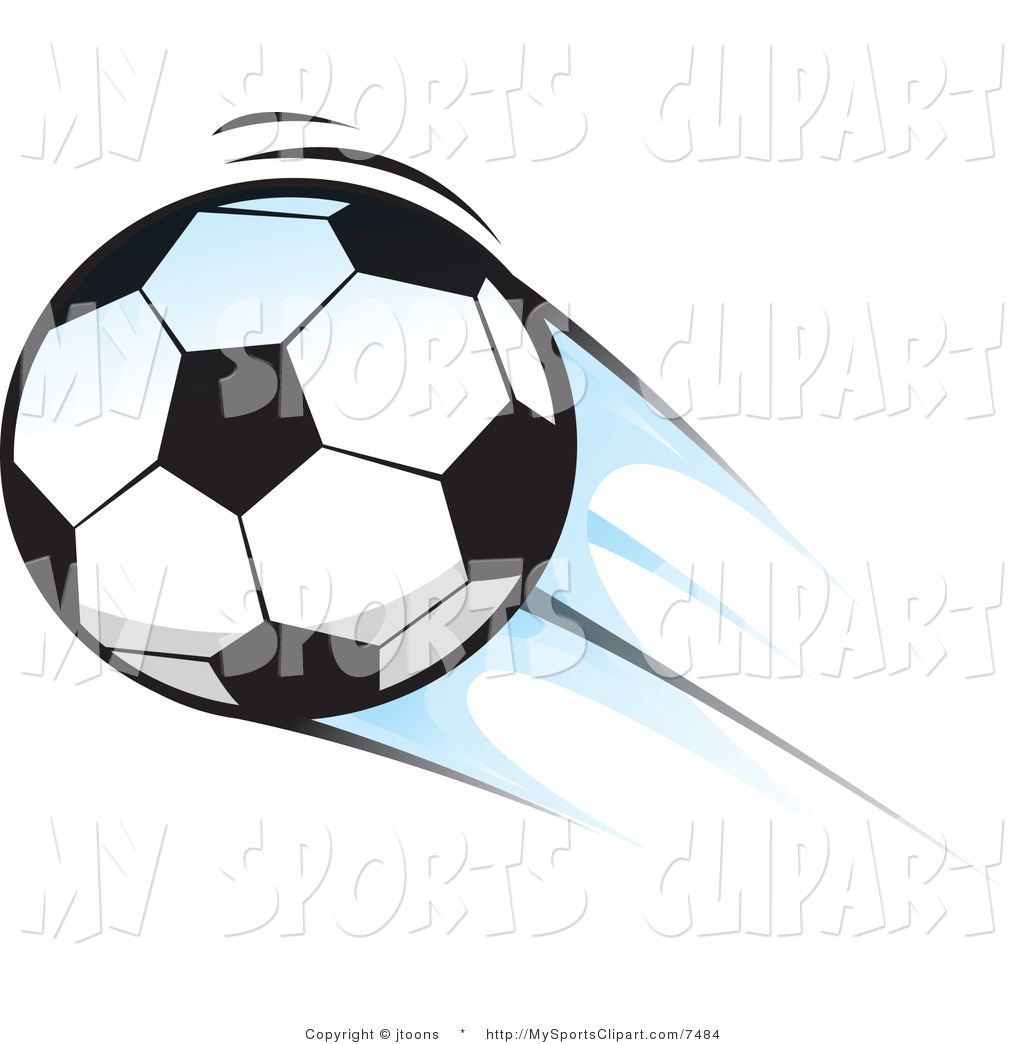 Balls clipart motion. Soccer ball clip art