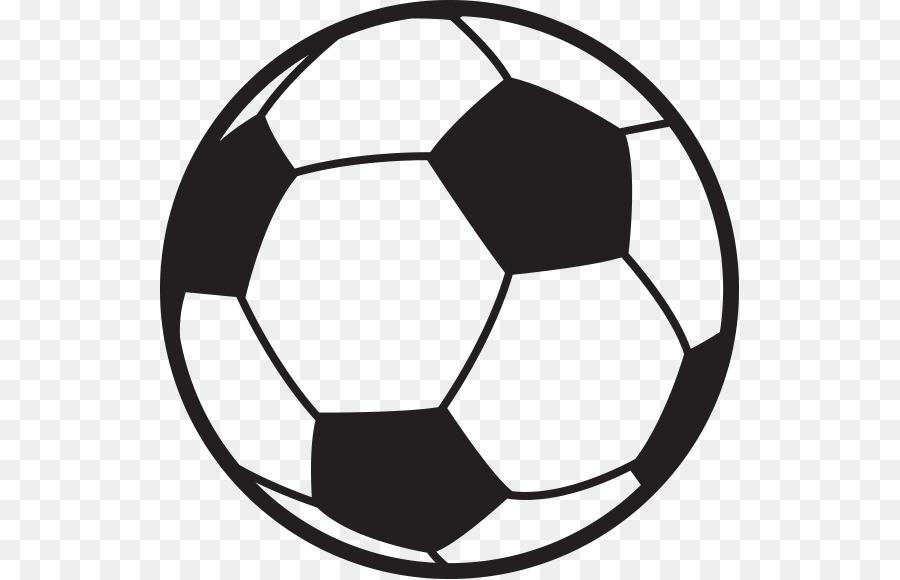 Football clip art soccer. Ball clipart outline