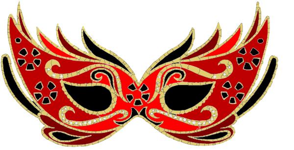 Masquerade . Balls clipart party
