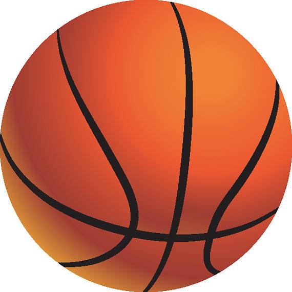 Balls clipart printable. Basketball leather ball sports