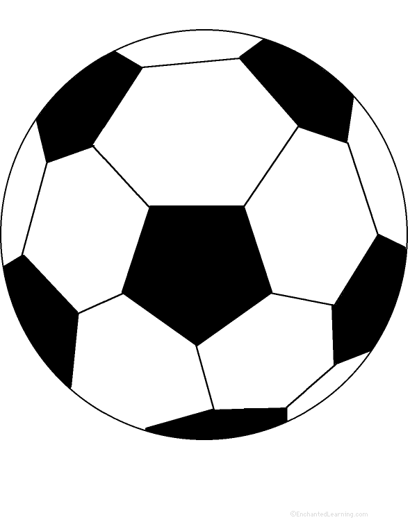 Balls clipart simple. Pictures of soccer to
