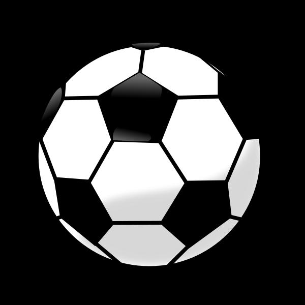Soccer . Clipart stars ball