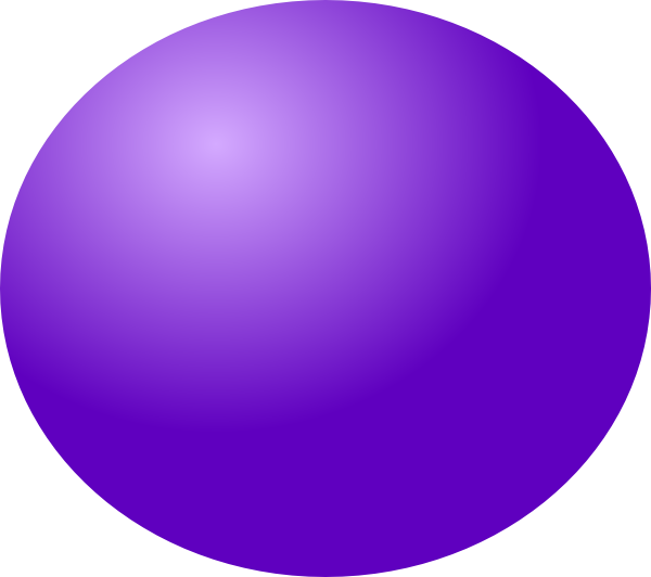 Purple ball clip art. Lavender clipart royalty free