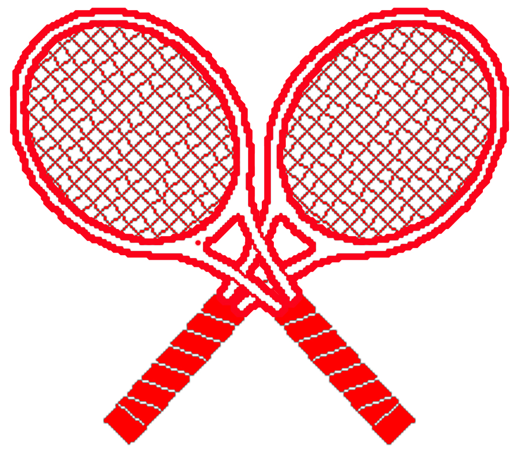 Ball clipart squash racket. Free pictures of tennis
