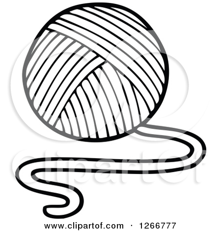 Of . Ball clipart string