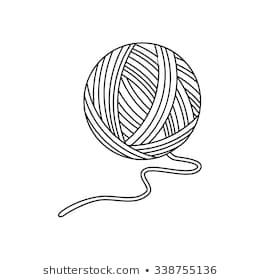 Ball clipart string. Of portal