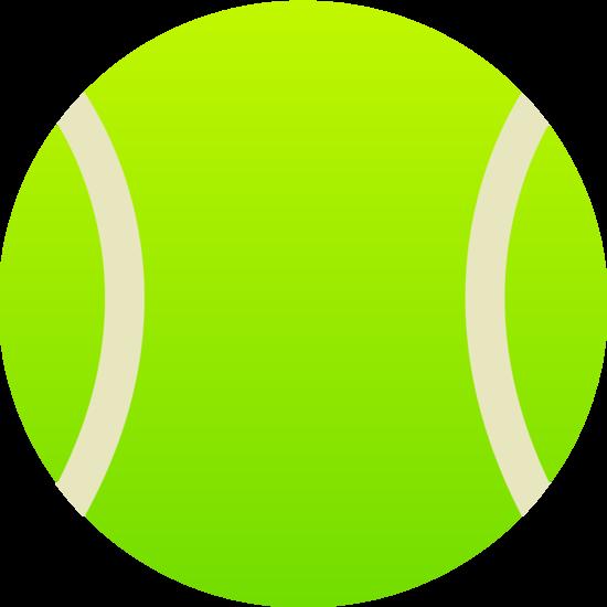Ball clipart tennis ball. Panda free images tennisballclipart