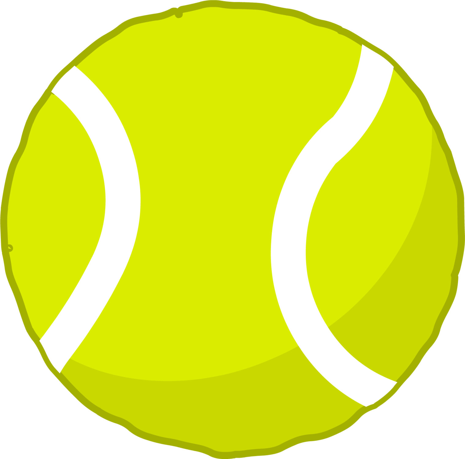 Clipart free tennis. Picture of ball to