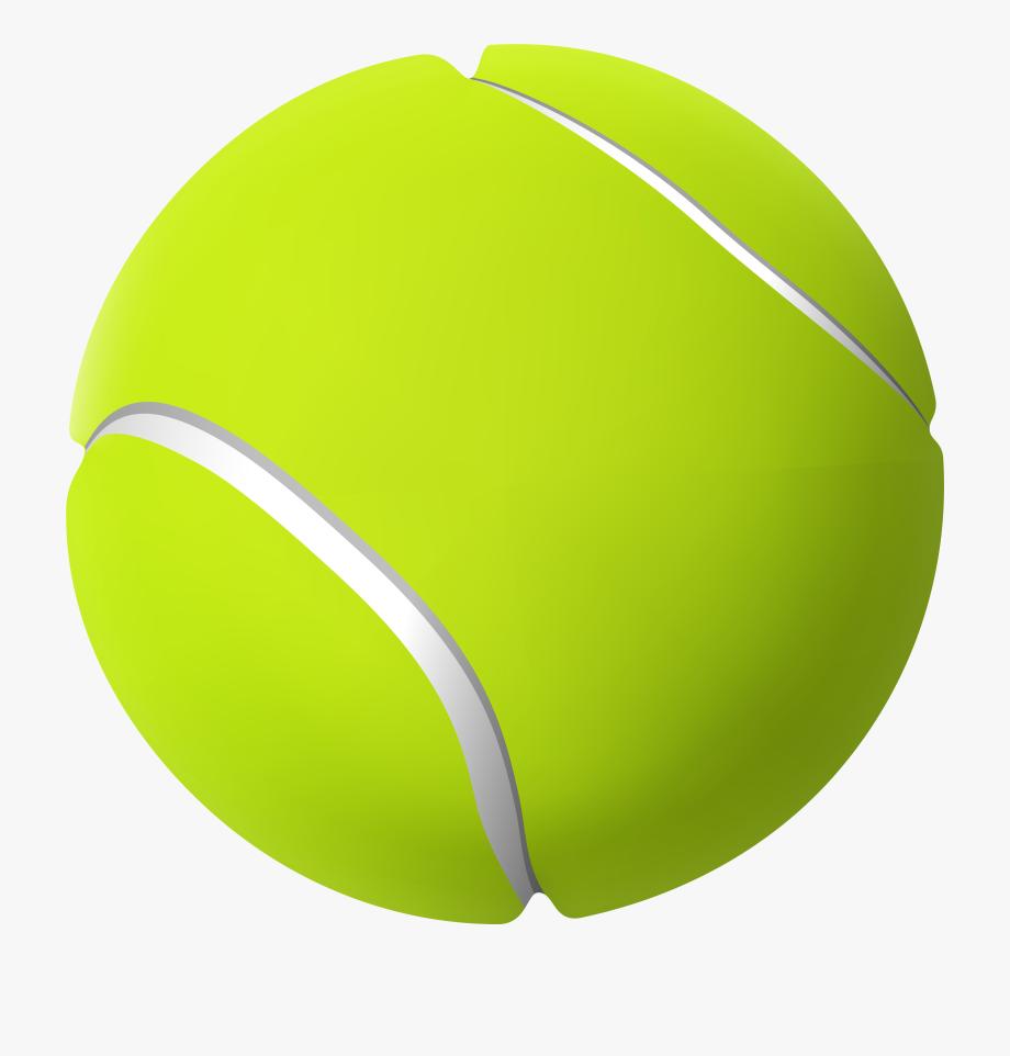 Ball clipart tennis ball. Png clip art