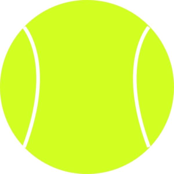 Clip art free vector. Ball clipart tennis ball