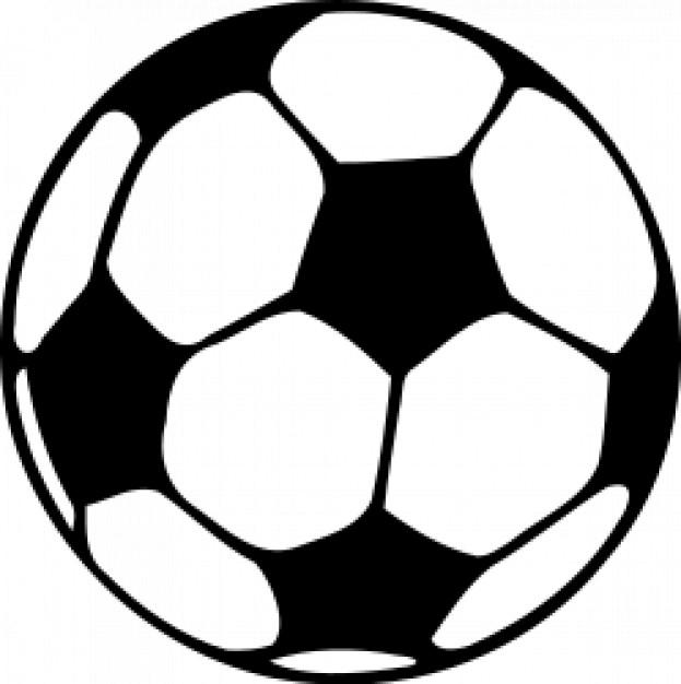 Balls clipart vector. Free soccer ball download
