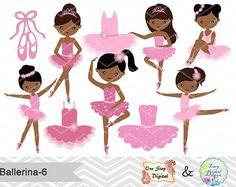 Ballerina clipart african american ballerina. Ballet dancer amb dancers