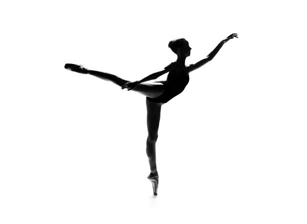 Ballet . Ballerina clipart arabesque