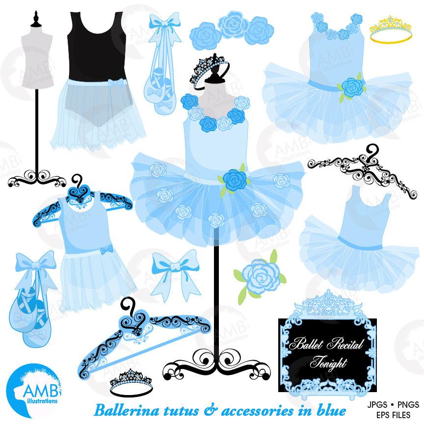 Ballerina clipart ballerina dress. Ballet tutus blue costumes