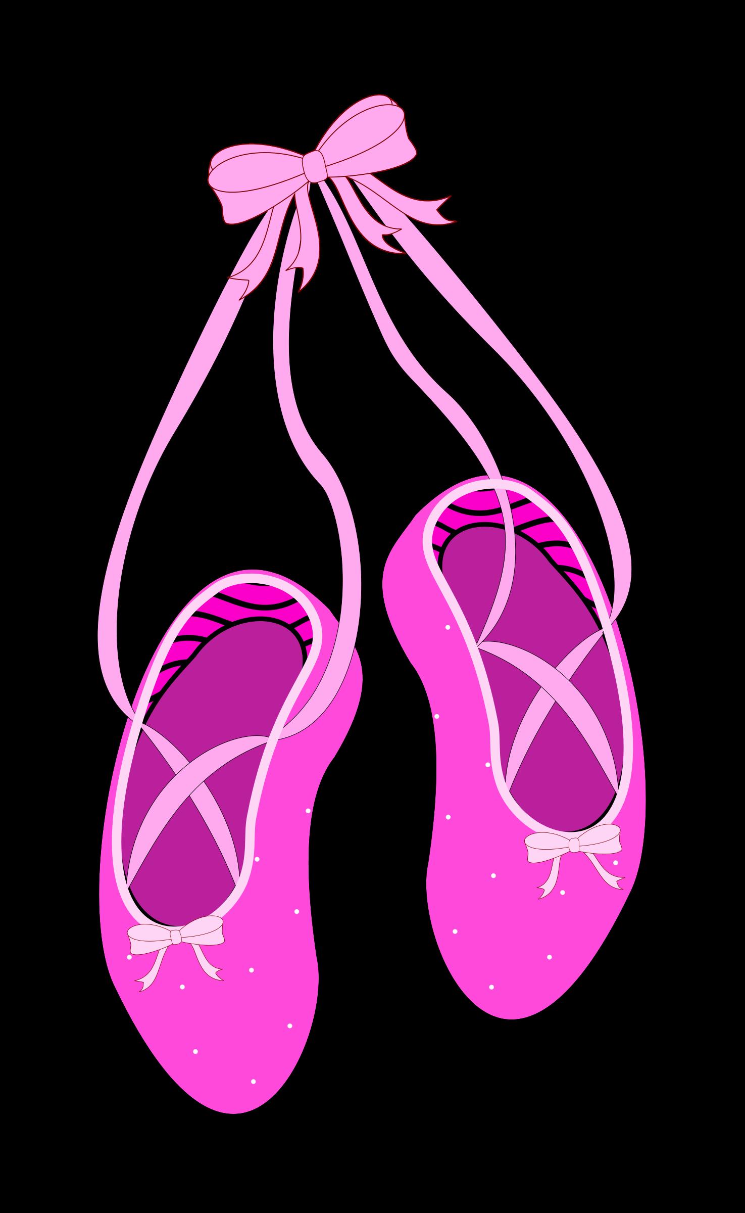 Ballerina clipart ballet slipper. Slippers big image png