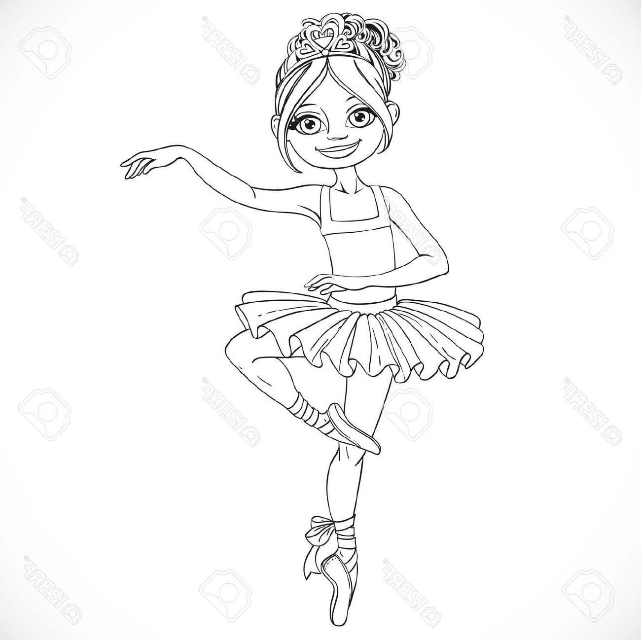 Ballerina clipart black and white. Best of dancing letter