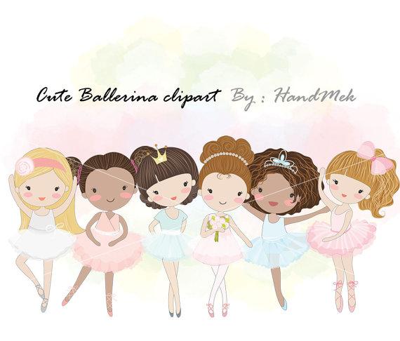 Ballerina clipart child. Girl ballet dancingblack