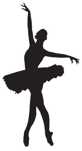 Pointe shoes ballet photo. Ballerina clipart easy