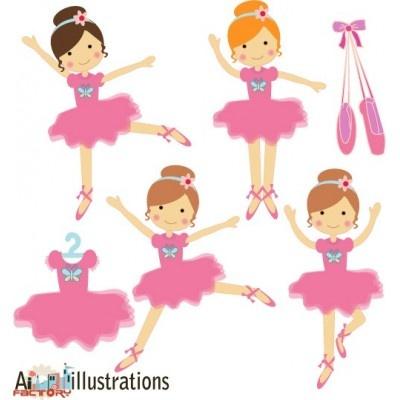 Ballerina clipart easy.  best images on