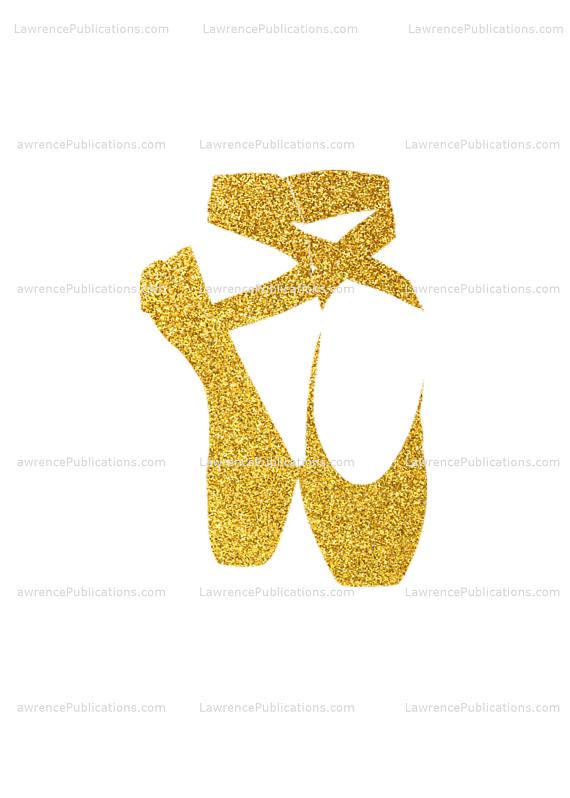 Nice design silver ballet. Ballerina clipart gold glitter