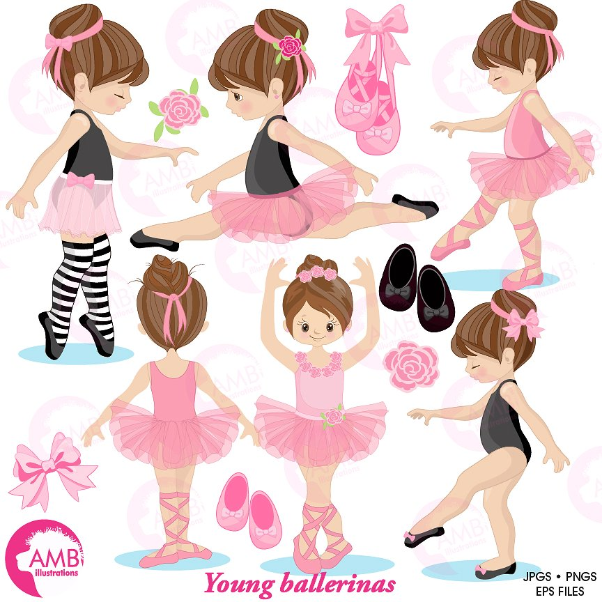Ballet photos graphics fonts. Ballerina clipart halloween