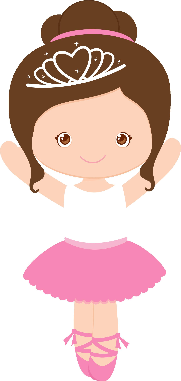 Ballerina clipart lady. A girl free clip