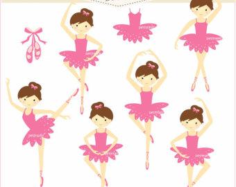 Ballerina clipart pink ballerina. Clip art pinterest