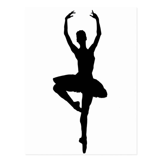 Ballerina pirouette