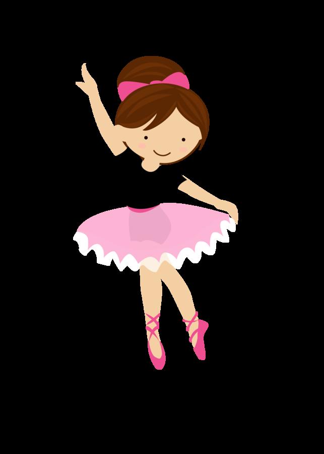 Dance clipart summer. Little ballet dancer minus