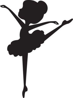 Silhouette clip art at. Ballerina clipart shadow