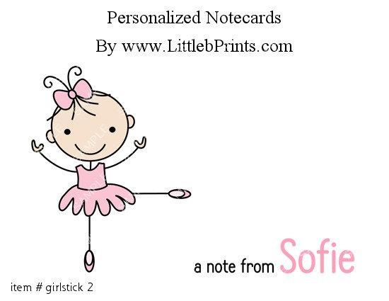 Ballerina clipart stick figure. Girl ballet dance note