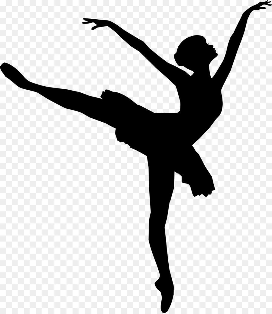 Ballet silhouette clip art. Ballerina clipart top