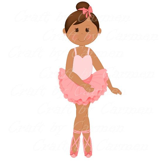 Ballerina clipart transparent background. Free on