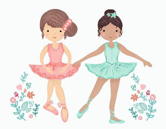 Little ballerinas clip art. Ballerina clipart transparent background