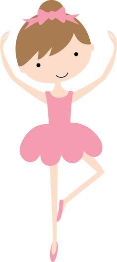 Ballet clipart. Printable cute ballerina clip
