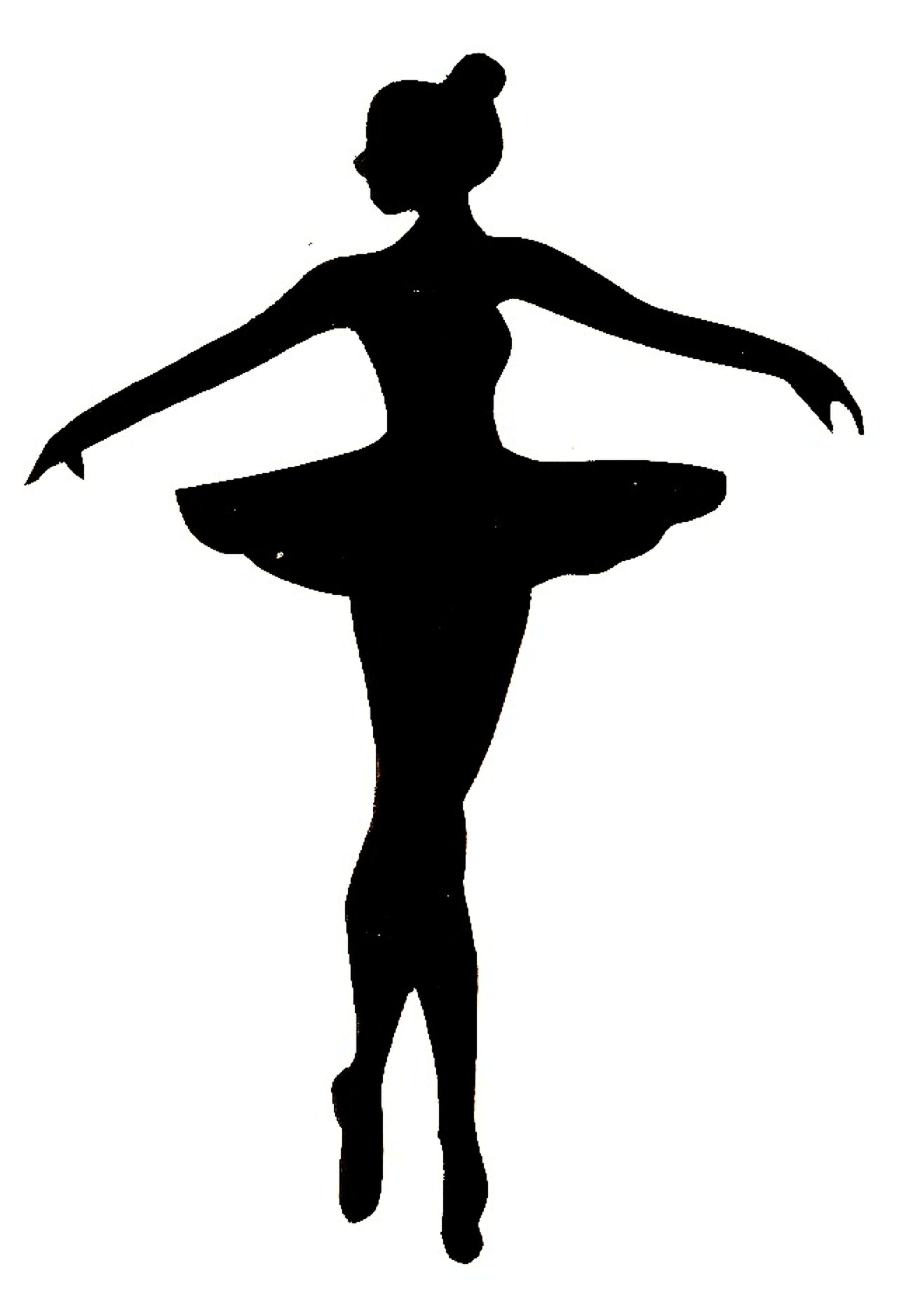 Awesome design digital collection. Ballet clipart