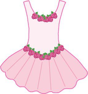 Tutu clipart ballet dress. Free ballerina cliparts download