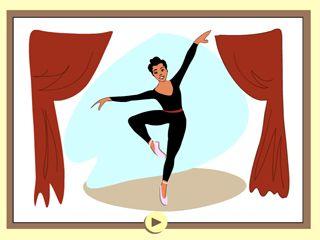 Ballet clipart ballet teacher.  best technology for