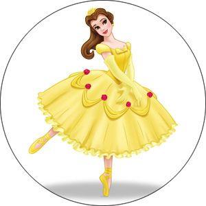 Ballerina clip art belle. Ballet clipart princess disney