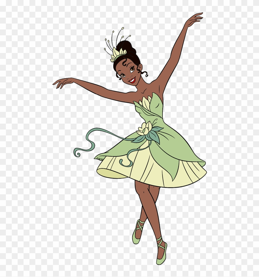 The and frog clip. Ballet clipart princess disney