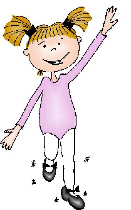 Ballet clipart tap. Music for children beginning