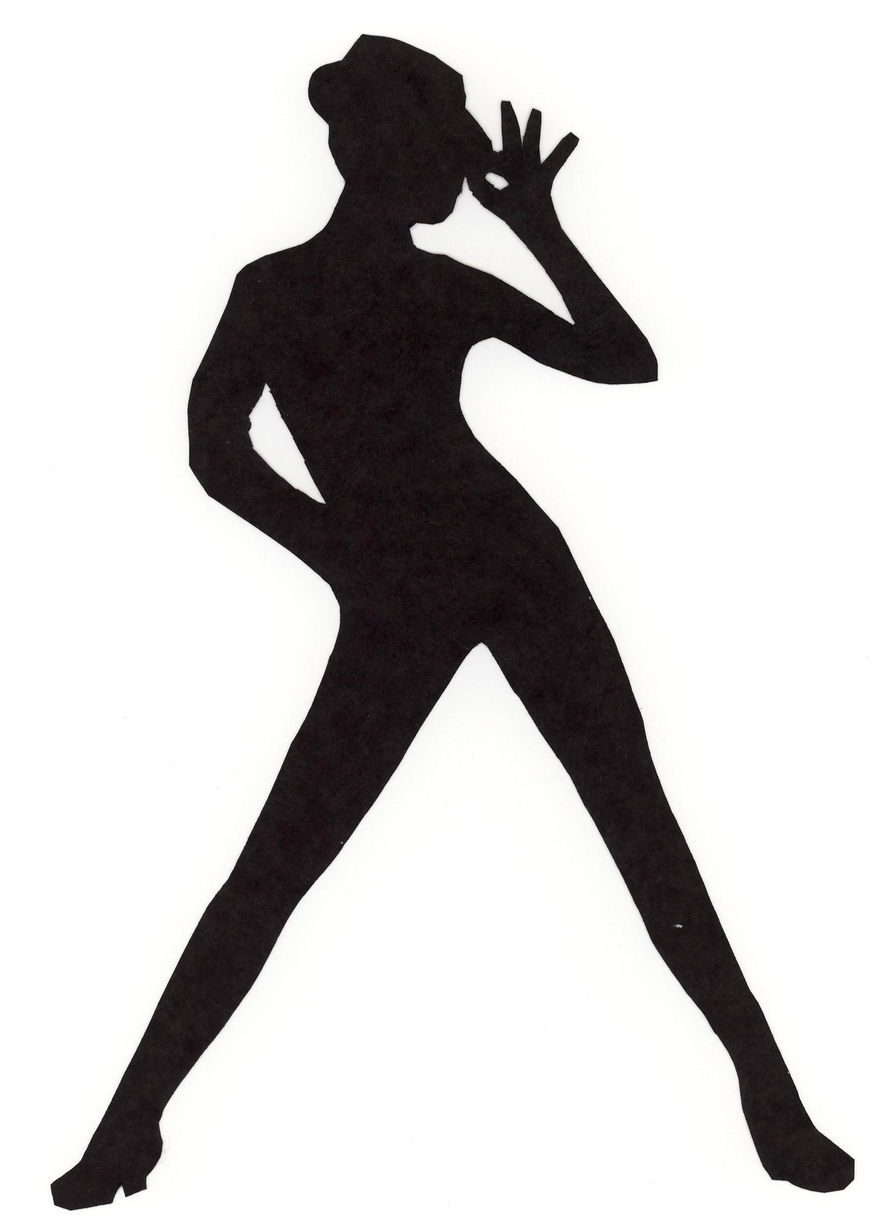 Dancer silhouette clip art. Ballet clipart tap